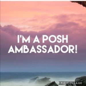 I am a Posh Ambassador